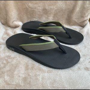 Chaco mens thong flip flops sandals 11 classic